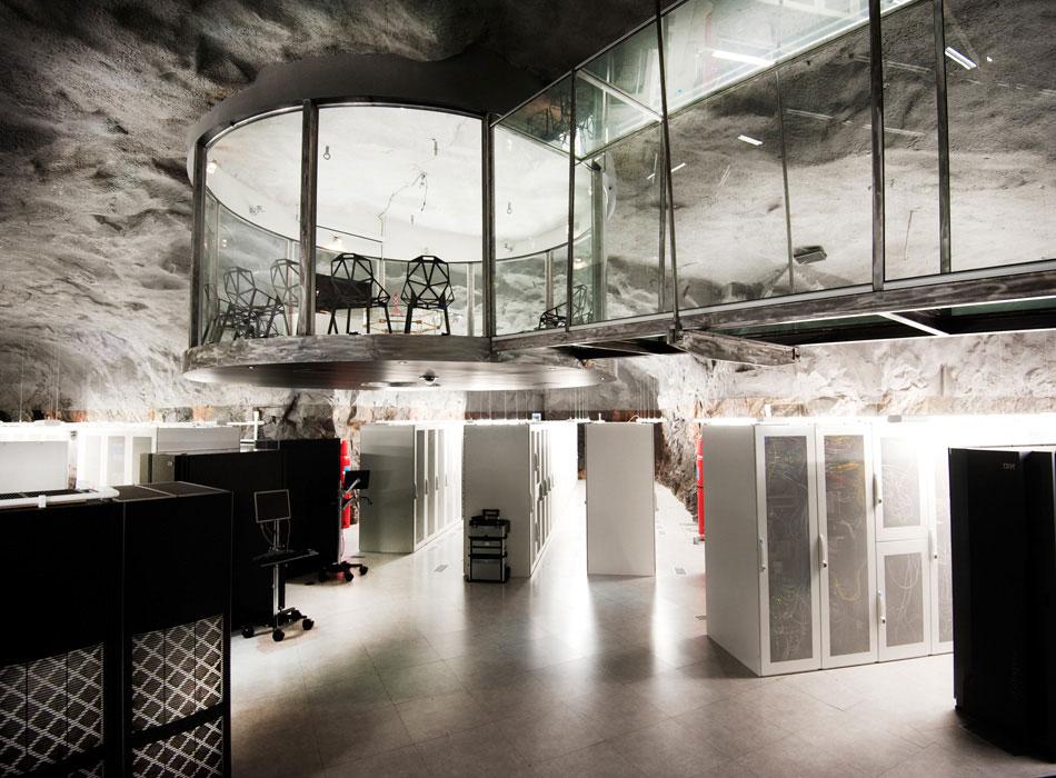 Data Center Pionen